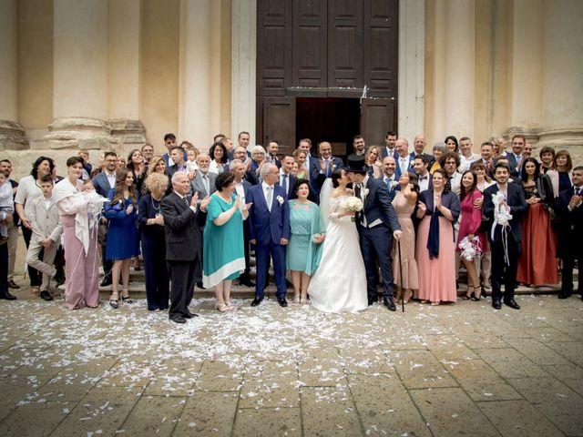 Il matrimonio di Angela e Michele a Vicenza, Vicenza 27