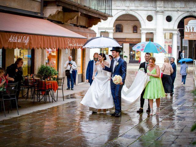 Il matrimonio di Angela e Michele a Vicenza, Vicenza 29