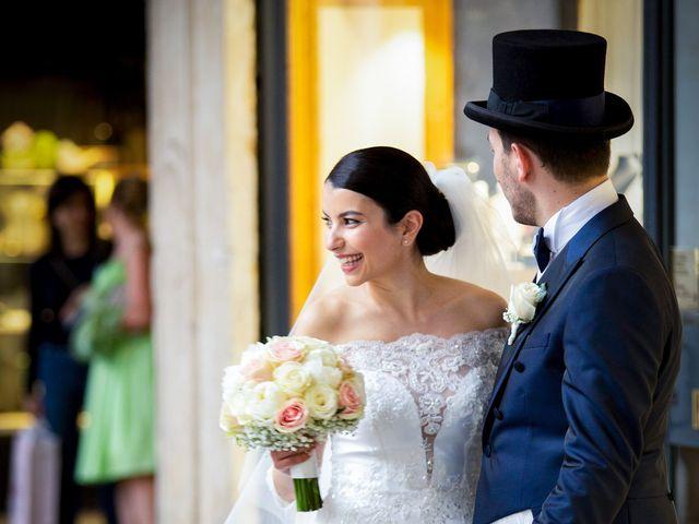 Il matrimonio di Angela e Michele a Vicenza, Vicenza 32