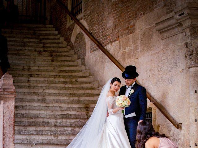 Il matrimonio di Angela e Michele a Vicenza, Vicenza 34