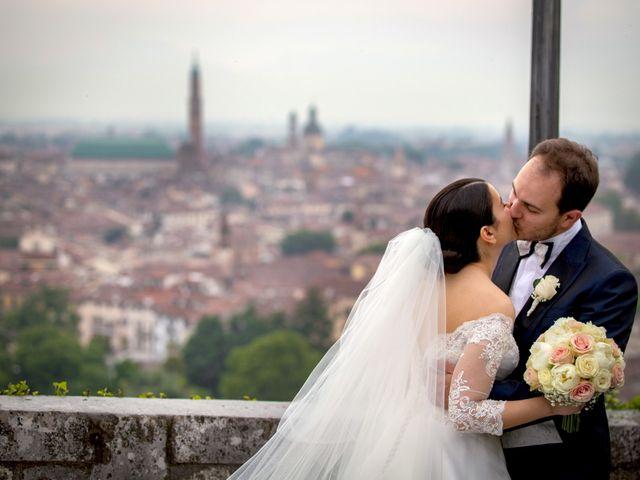 Il matrimonio di Angela e Michele a Vicenza, Vicenza 37