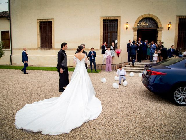 Il matrimonio di Angela e Michele a Vicenza, Vicenza 38