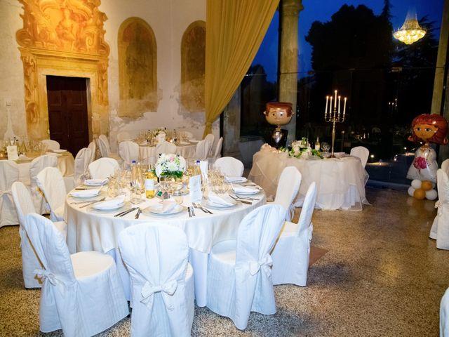 Il matrimonio di Angela e Michele a Vicenza, Vicenza 42