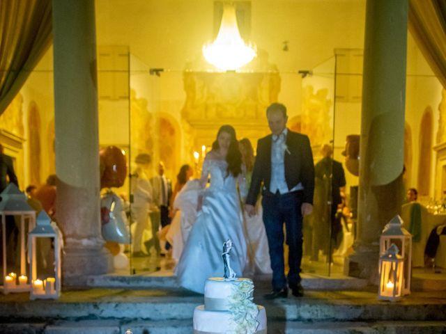 Il matrimonio di Angela e Michele a Vicenza, Vicenza 51