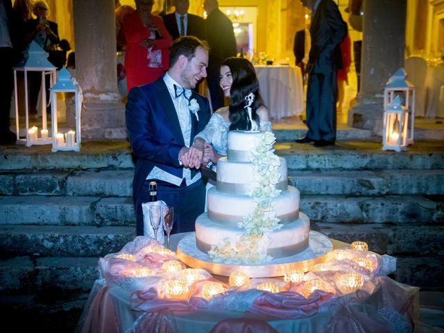 Il matrimonio di Angela e Michele a Vicenza, Vicenza 52