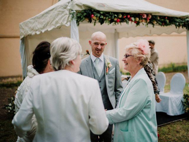Il matrimonio di Phil e Anja a Firenze, Firenze 7