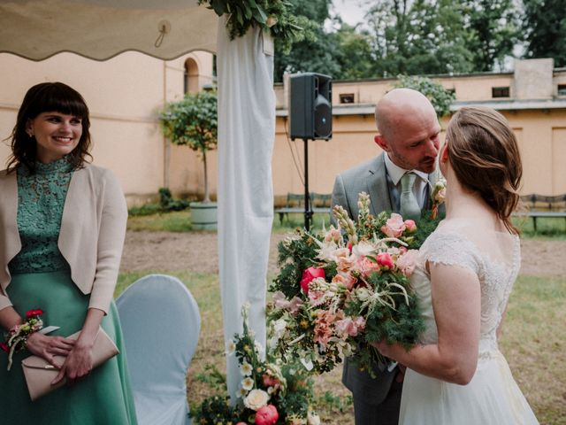 Il matrimonio di Phil e Anja a Firenze, Firenze 18