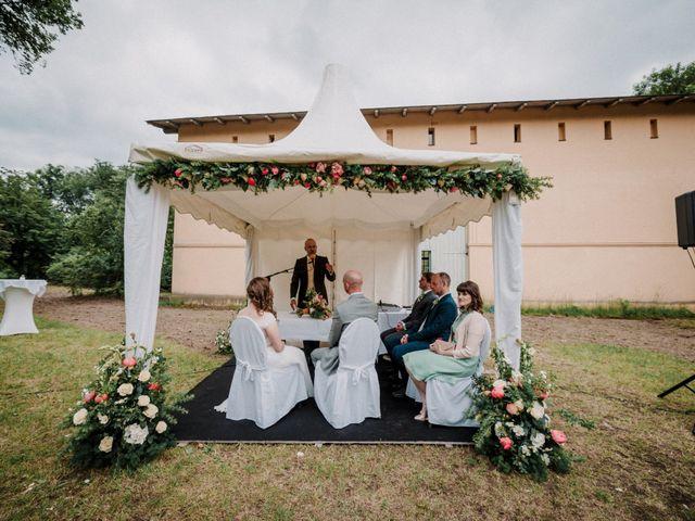 Il matrimonio di Phil e Anja a Firenze, Firenze 20