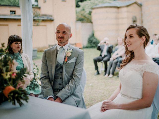Il matrimonio di Phil e Anja a Firenze, Firenze 21