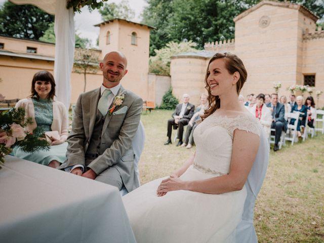Il matrimonio di Phil e Anja a Firenze, Firenze 23