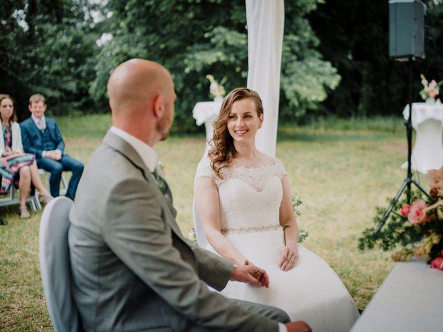 Il matrimonio di Phil e Anja a Firenze, Firenze 36