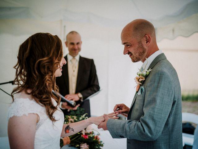 Il matrimonio di Phil e Anja a Firenze, Firenze 47