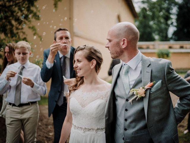 Il matrimonio di Phil e Anja a Firenze, Firenze 56