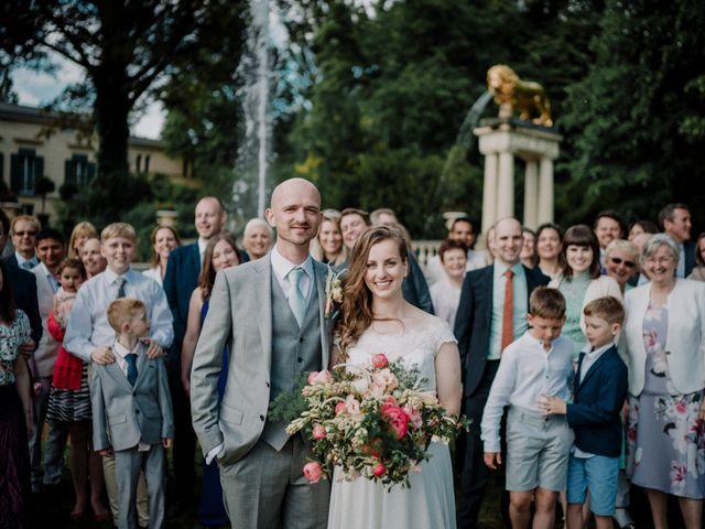 Il matrimonio di Phil e Anja a Firenze, Firenze 95