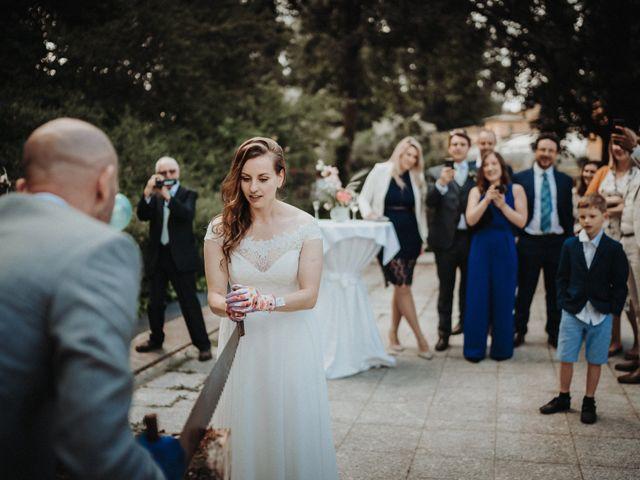 Il matrimonio di Phil e Anja a Firenze, Firenze 99