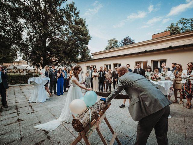 Il matrimonio di Phil e Anja a Firenze, Firenze 100