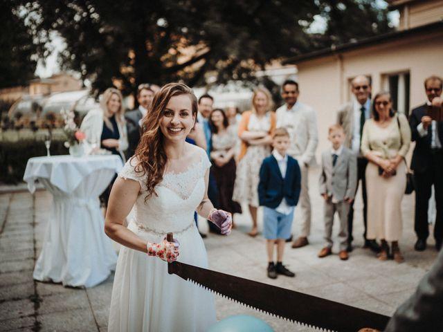 Il matrimonio di Phil e Anja a Firenze, Firenze 101