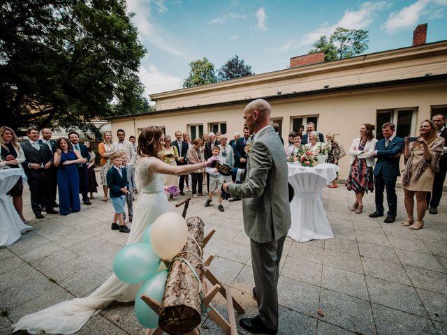 Il matrimonio di Phil e Anja a Firenze, Firenze 104