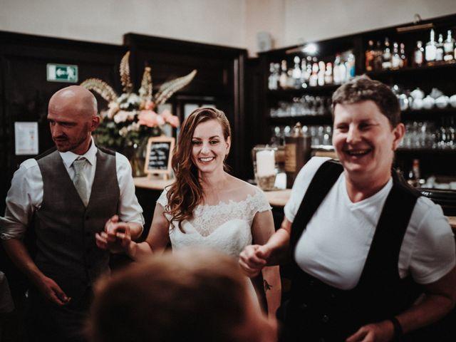 Il matrimonio di Phil e Anja a Firenze, Firenze 123
