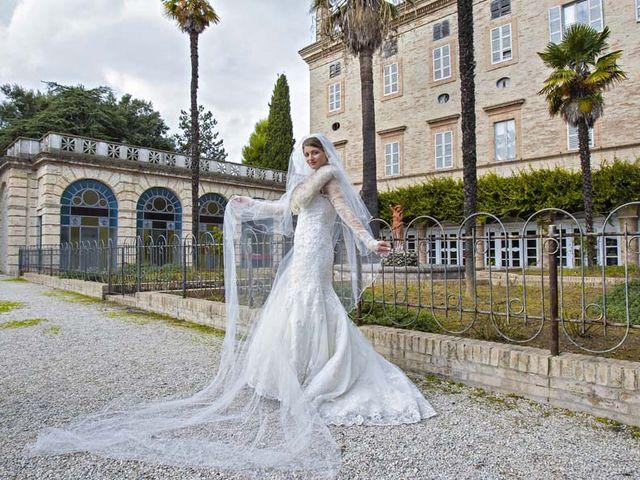 Il matrimonio di Danny e Daniela a Fermo, Fermo 9