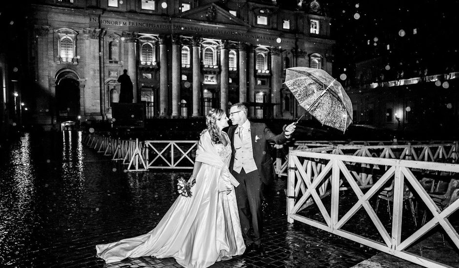 Il matrimonio di Nicoletta e Stefano a Roma, Roma