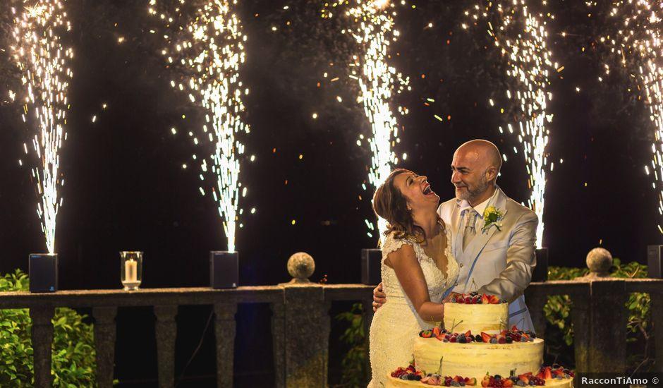 Il matrimonio di Gianfranco e Barbara a Belgirate, Verbania