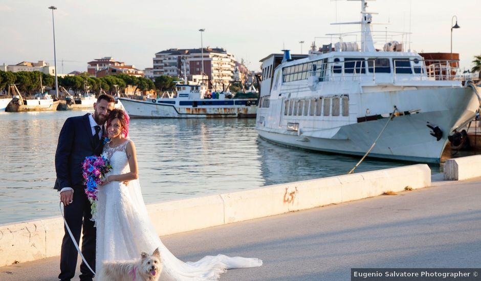 Il matrimonio di Marco e Patrizia a Pescara, Pescara