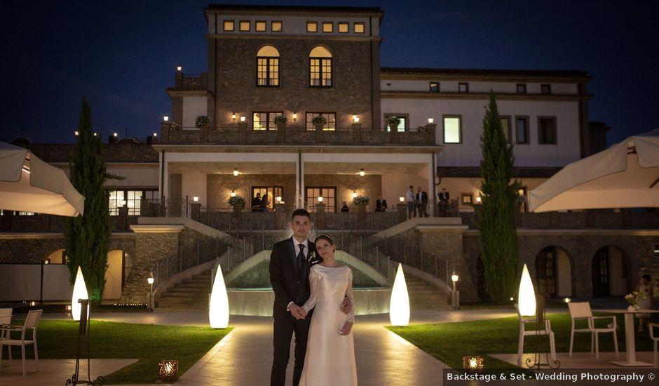 Il matrimonio di Antonio e Anna a San Giorgio del Sannio, Benevento