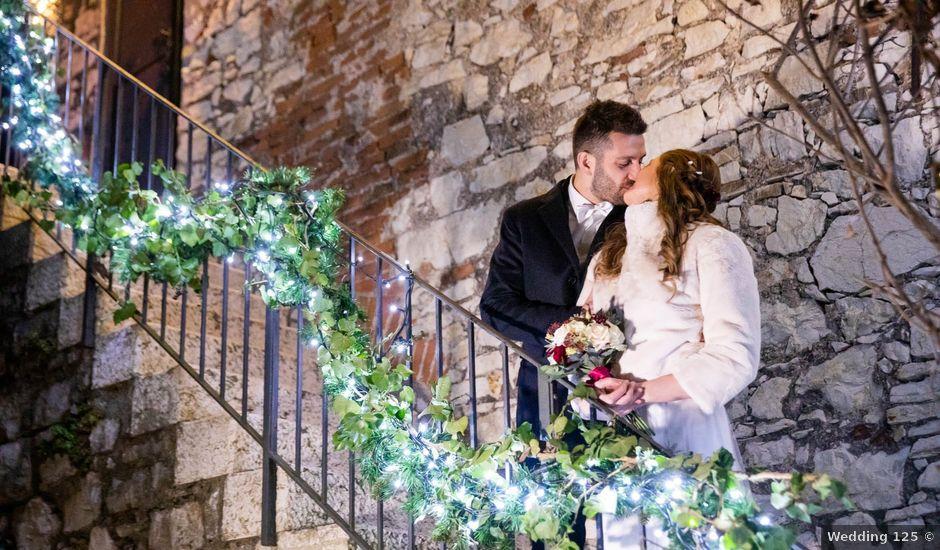 Il matrimonio di Fabio e Anna a Cellatica, Brescia