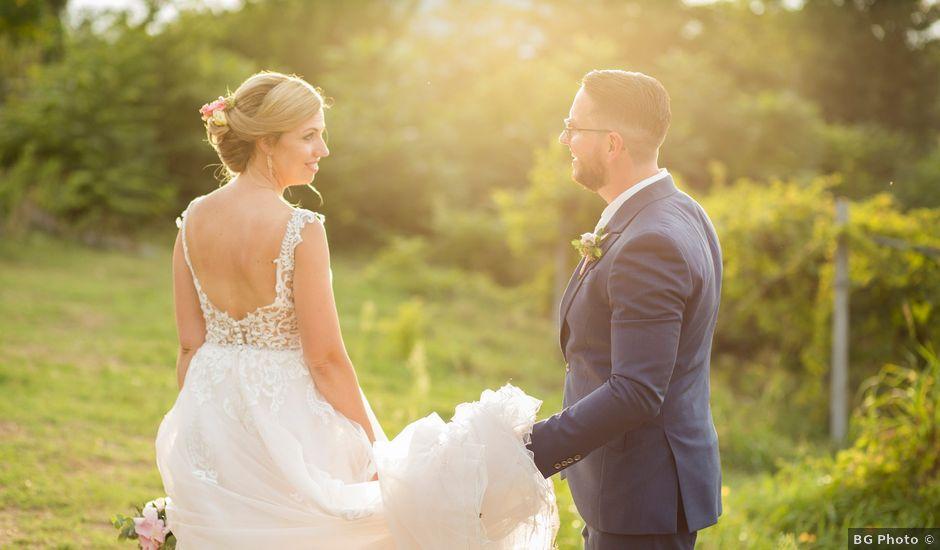 Il matrimonio di Maikel e Jessica a Miglianico, Chieti
