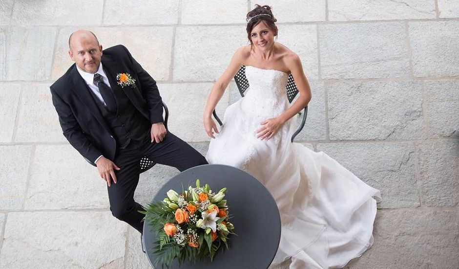Il matrimonio di Marco e Mary a Corbetta, Milano