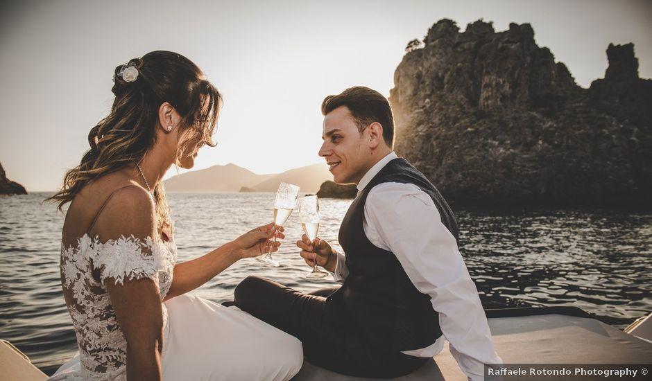 Il matrimonio di Norma e Ivan a Amalfi, Salerno