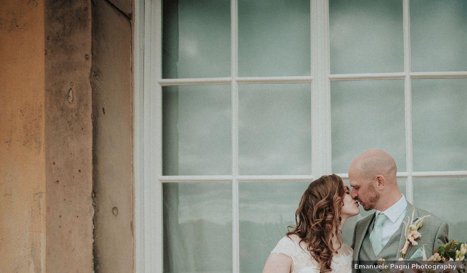Il matrimonio di Phil e Anja a Firenze, Firenze