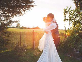 Le nozze di Louise e Joseph
