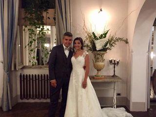 Le nozze di Mary e Simone