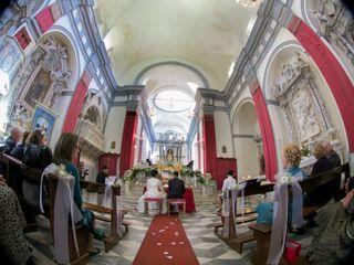 Le nozze di Micaela e Stefano 1