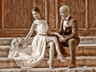 Le nozze di Maura e Giuseppe