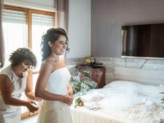 le nozze di Yelena e Adriano 2