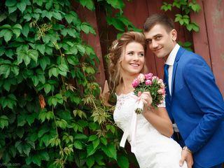 Le nozze di Tanya e Kirill