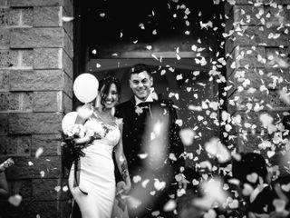 Le nozze di Moira e Marco