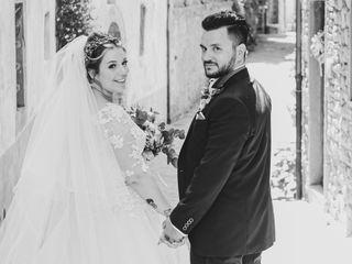 Le nozze di Sonia e Simone