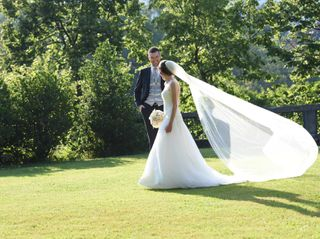 Le nozze di Fabio e Annalisa