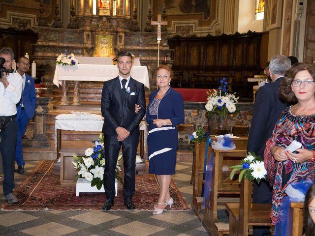 Il matrimonio di Luigi e Federica a Fino Mornasco, Como 9