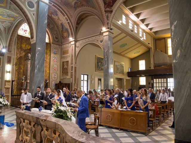 Il matrimonio di Luigi e Federica a Fino Mornasco, Como 10