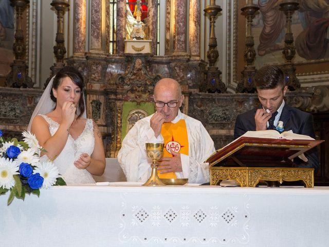 Il matrimonio di Luigi e Federica a Fino Mornasco, Como 13