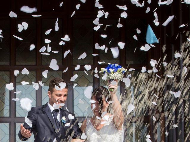 Il matrimonio di Luigi e Federica a Fino Mornasco, Como 15