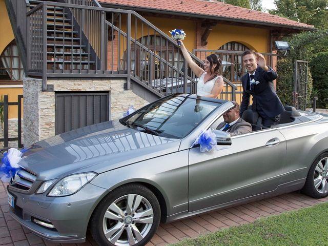 Il matrimonio di Luigi e Federica a Fino Mornasco, Como 20