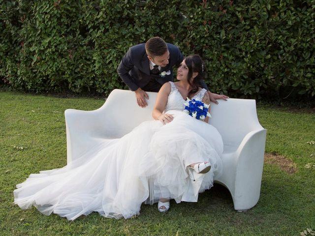 Il matrimonio di Luigi e Federica a Fino Mornasco, Como 21