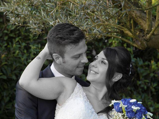 Il matrimonio di Luigi e Federica a Fino Mornasco, Como 22