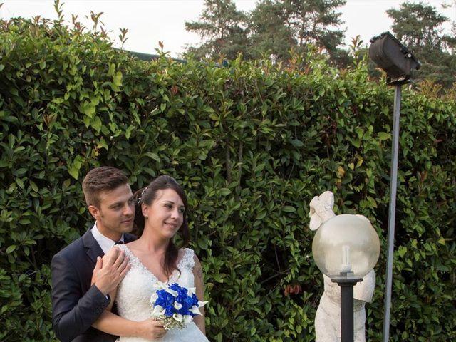 Il matrimonio di Luigi e Federica a Fino Mornasco, Como 27
